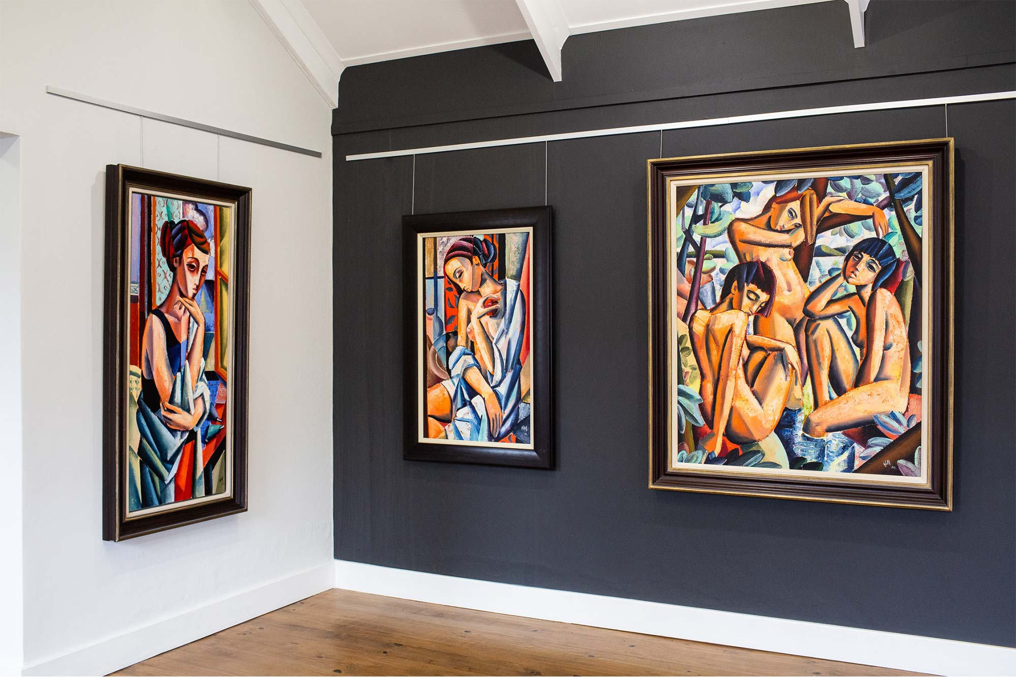 Hennie Niemann jnr exhibition 2020